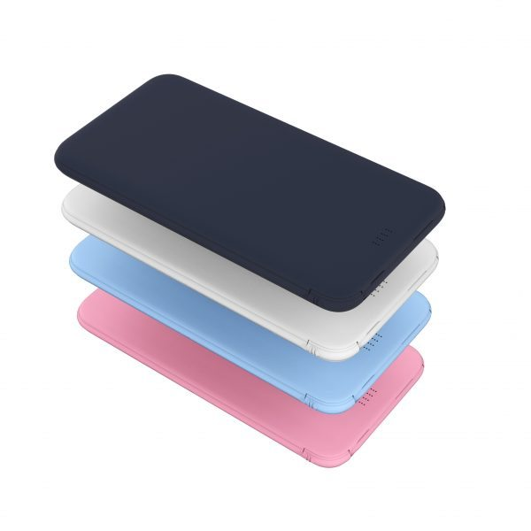 usb power bank multi color