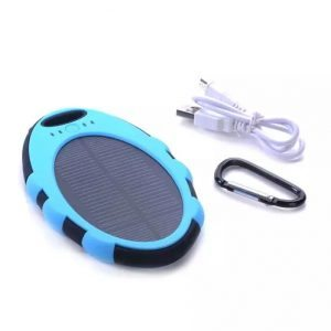 solar powerbank for iphone and smartphones