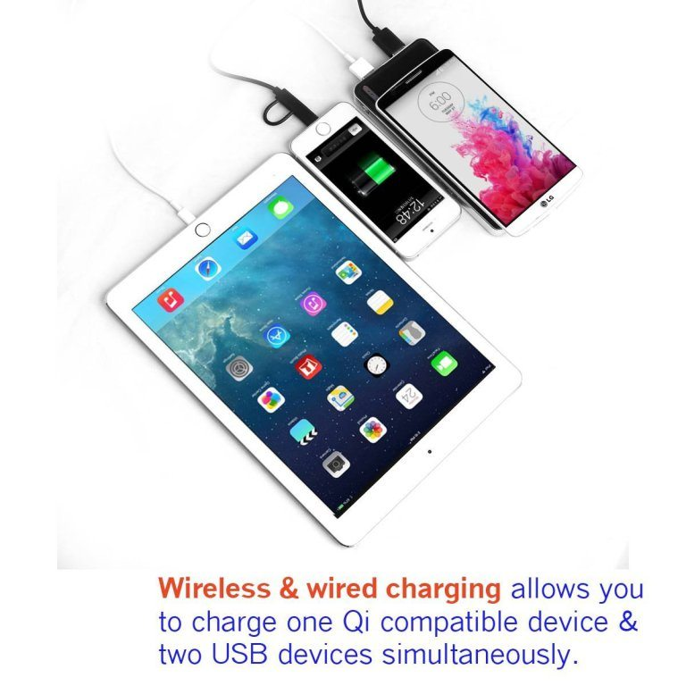 wireless power bank charger for samsung