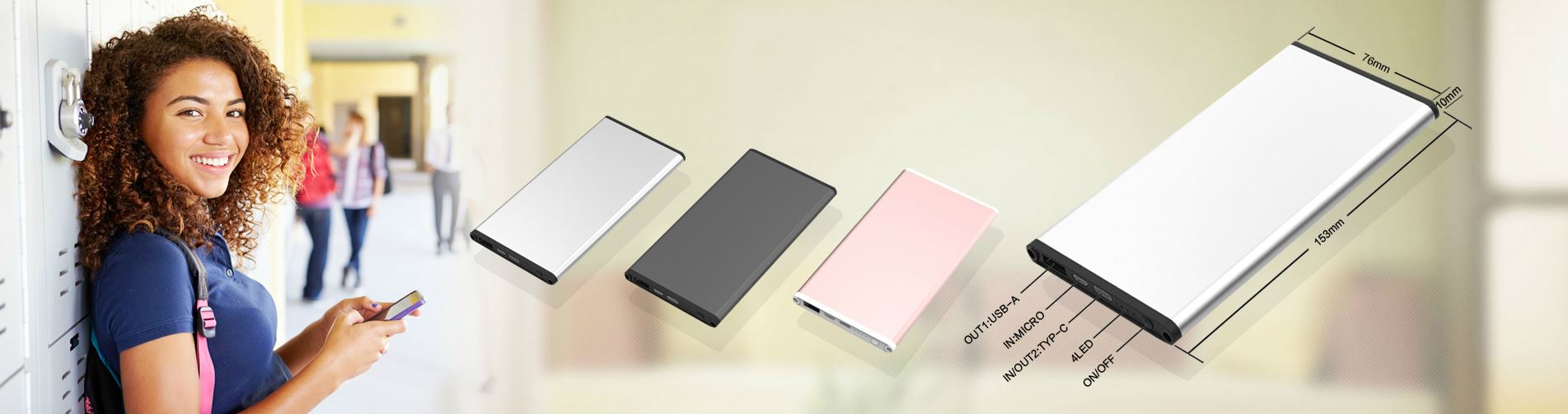 power bank manufacturer and supplier