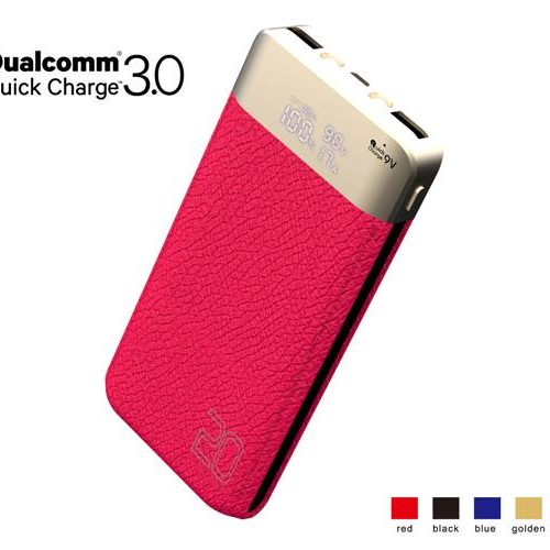 adaptive fast battery charger pink